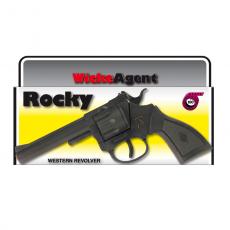 Rocky 100-shot pistol, Agent 192mm, box
