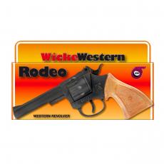 Rodeo 100-Schuss Pistole, Western 198mm, Box