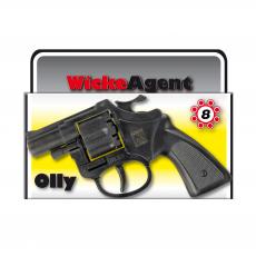 Olly 8-shot pistol, Agent 127mm, box
