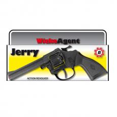 Jerry 8-Schuss Pistole, Western 192mm, Box