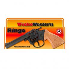 Ringo 8-Schuss Pistole, Western 198 mm, Box