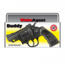 Buddy, 12-shot pistol, Agent 235mm, box
