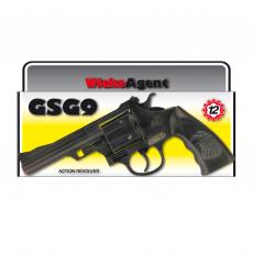 GSG 9 12-Schuss Pistole, Agent 206 mm, Box