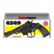 GSG 9 12-shot pistol, Agent 206mm, box