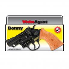 Bonny 12-Schuss Pistole, Agent 238mm, Box