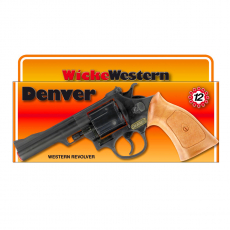 Denver 12-shot pistol, Western 219mm, box