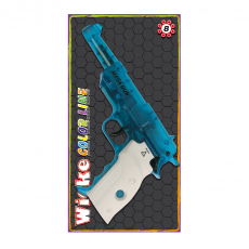 Mega Gun 8-shot pistol, Agent 240mm, blister card