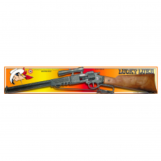 "Arizona 8-shot rifle ""Lucky Luke"" 640mm, blister card"