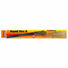 Rapid Fire 8-shot rifle 655mm, box