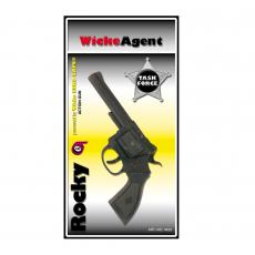 Rocky 100-shot pistol, Agent 192mm, blister card