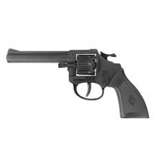 Jerry 8-Schuss Pistole, Western 192mm, Blisterkarte
