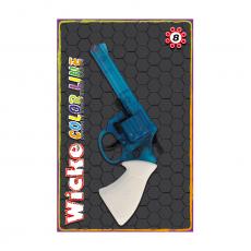 RINGO 8-SHOT GUN, WESTERN 198 MM, CARD