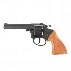 Ringo 8-shot pistol, Western 198mm, blister card