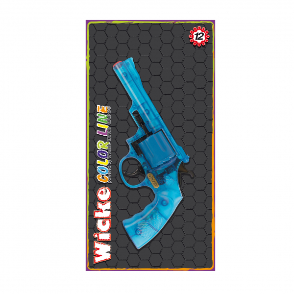 GSG 9 12-shot pistol, Agent 206mm, blister card
