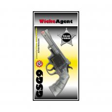 GSG 9 12-Schuss Pistole, Special Action 206mm, Blisterkarte