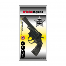 GSG 9 12-Schuss Pistole, Agent 206 mm, Karte