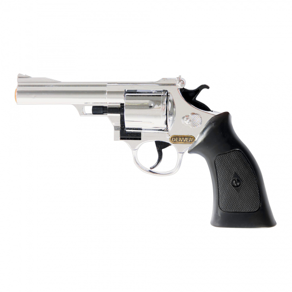 Denver 12-shot pistol chrome, Special Action 219mm, blister card