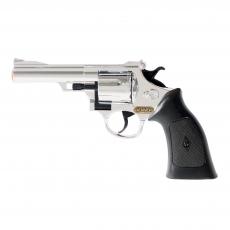 Denver 12-Schuss Pistole Chrom, Special Action 219mm, Blisterkarte