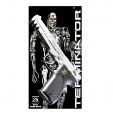 TERMINATOR 25-Schuss Pistole, Blisterkarte