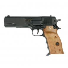 Powerman 8-Schuss Pistole Agent 220mm, Blisterkarte