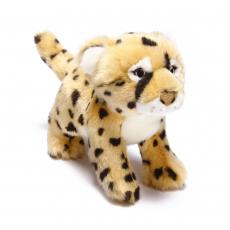 Leopard standing 20cm