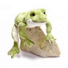Frosch grün 30cm