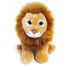 Lion sitting 25cm