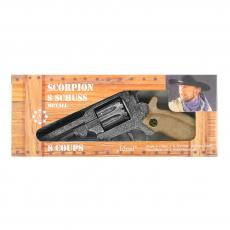 Scorpion antik 22cm, Box
