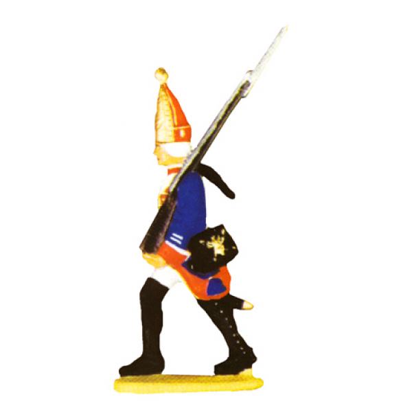Grenadier marschierend