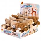 Cuddle Bear 24cm, 12pcs Display