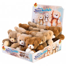 Cuddle Bear 24cm, 12pcs Display