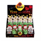 Your Animals with heart 8cm, 25pcs Display
