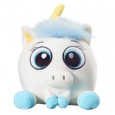Unicorn blue 13cm