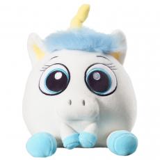 Unicorn blue 15cm