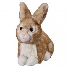 Bunny brown 18cm, lying