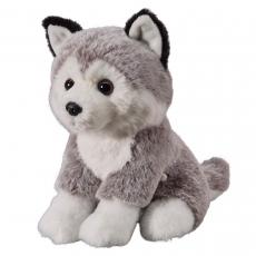 Husky 18cm, sitting