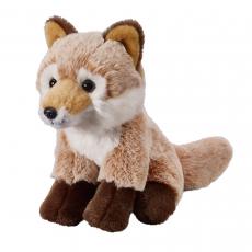 Fox 18cm, sitting