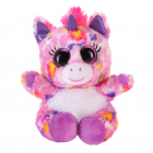 Lashy Unicorn pink/multicolored 15cm