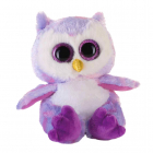 Owl purple 15cm