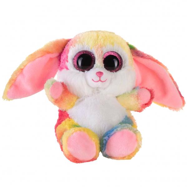 Hase pink/bunt 15cm