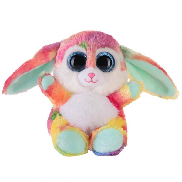 Bunny turquoise/multicolored 15cm