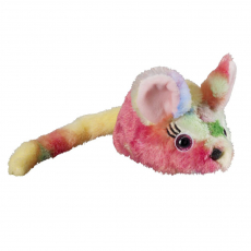 Lashy Maus 12cm, 4-farbig sort.