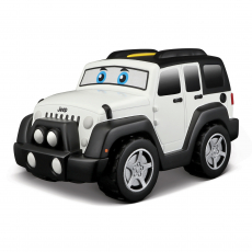 Jeep Touch & Go Wrangler unlimited