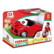 Ferrari U-Turns LaFerrari, ECO-LINE