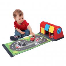 Ferrari PlaySet Roll-Away Raceway  inkl. LaFerrari, ECO-LINE