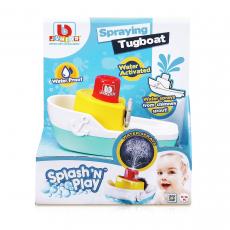 Splash `N Play Spraying Tugboat