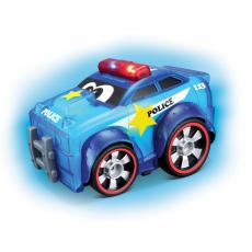 Push & Glow Police