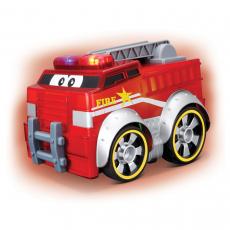 Push & Glow Fire Truck