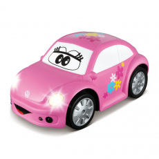 VW New Beetle Easy Play R/C rosa