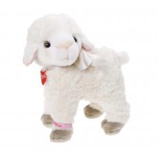 Lamb 20cm standing, curly